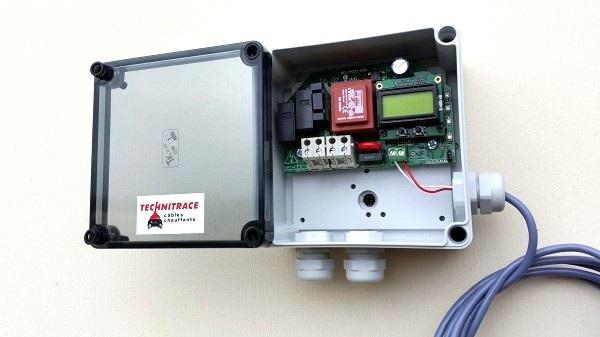 Temperature regulation system Novatrace