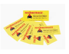 Technitrace heating cables accessories