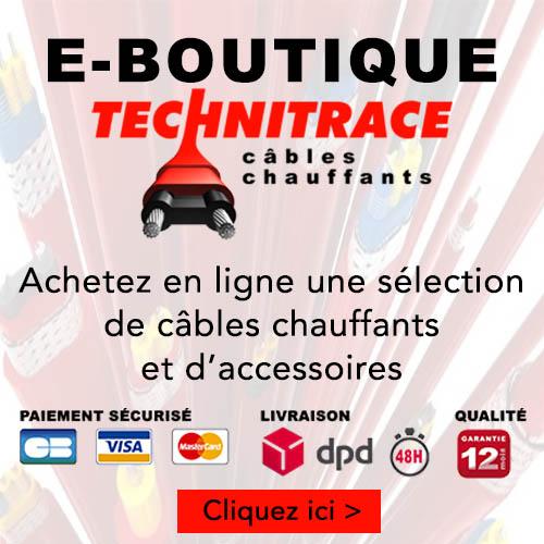 boutique cables chauffants