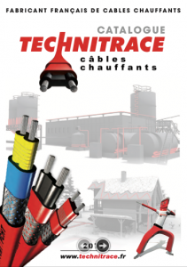 heating cables - câbles chauffants Technitrace